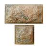 3051/3 Дворцовый камень набор из 7 штук: 365*180 мм - 5шт. и 180*180 мм - 2шт. 1м² = 2,5 набора